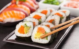 All You Can Eat de Sushi por 8,95€ ao Jantar no Parque das Nações (junto à FIL)!