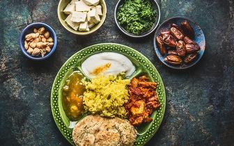 Menu Completo de Comida Nepalesa ao almoço ou jantar para 2 Pessoas por 19€ no Martim Moniz!