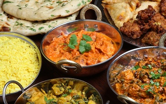 Menu de Comida Nepalesa e Indiana para 2 Pessoas por 22€ ao Jantar em Arroios!