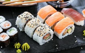 Sushi no Rio: All You Can Eat ao Jantar por 15,90€ na Expo!