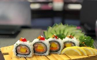All You can Eat de Sushi ao Almoço por 17€ na Marina de Oeiras!
