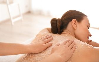 Massagem de Relaxamento ao Corpo Inteiro + Esfoliação por 29,90€ em Agualva!
