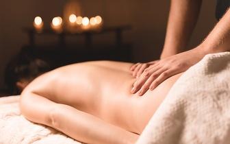 Massagem Terapêutica de 60min no Monte Estoril!