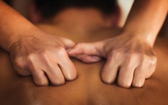 Massagem Terapêutica de 30min por 15€ nas Laranjeiras!